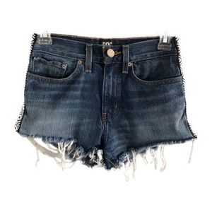 BDG Urban Outfitters girlfriend high rise shorts